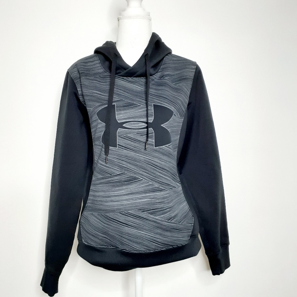Under Armour Tops - Under Armour Semi-fitted Coldgear Storm Hoodie